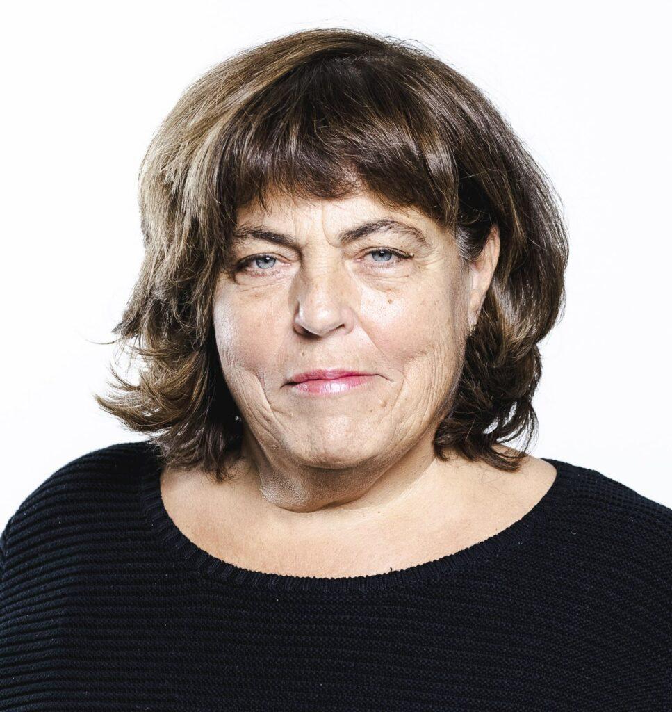 Dr. Ursula Grohs - Portrait